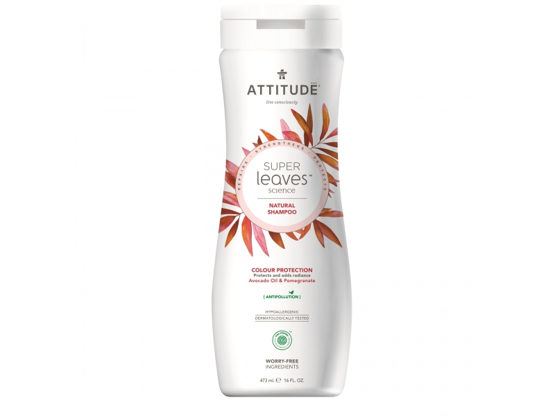 ATTITUDE Shampooing Protection Couleur 473 ml